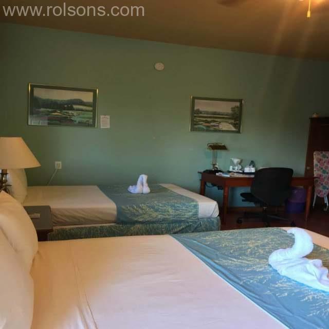 DOUBLE DELUXE • Rolson Hotel